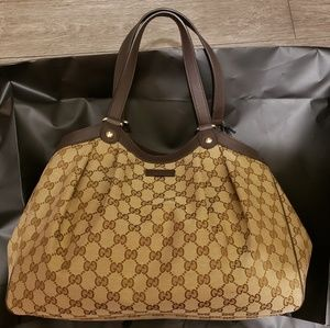 Gucci over the shoulder bag